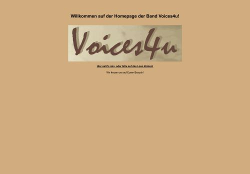 Voices4u - Music for you | Vorschaubild